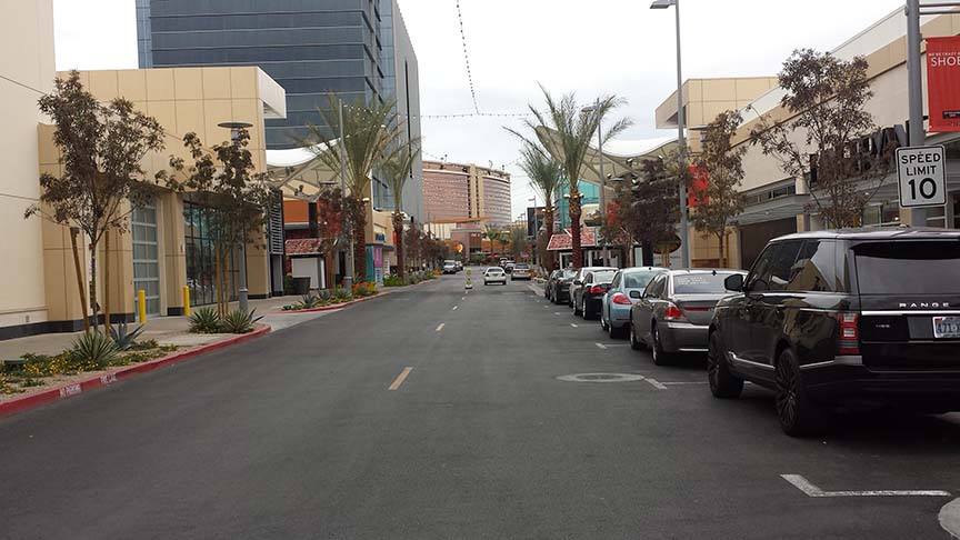 Downtown Summerlin Opened To Las Vegas On October 9th With Por