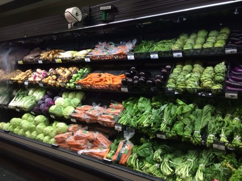 Foods such as carrots, peppers, and others can prevent nutrient deficiency. A variety of foods are available at local stores.
