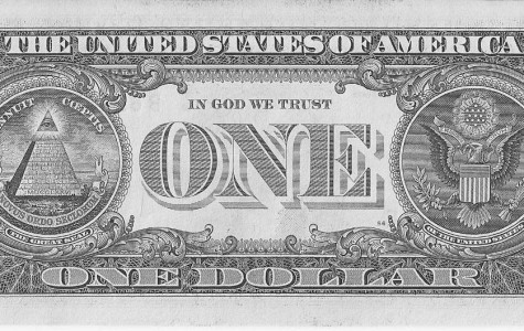 In Newdow's case he clearly states that he wants all money, including dollar bills just like the one above to be changed. Although he wants this to change, many others want it to say the same and believe it will.
