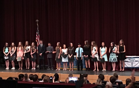 NJHS inducts new members into club