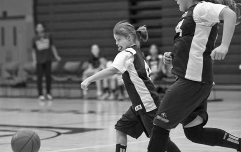 Mark 10:14 students participate in Faith Lutheran track and basketball programs