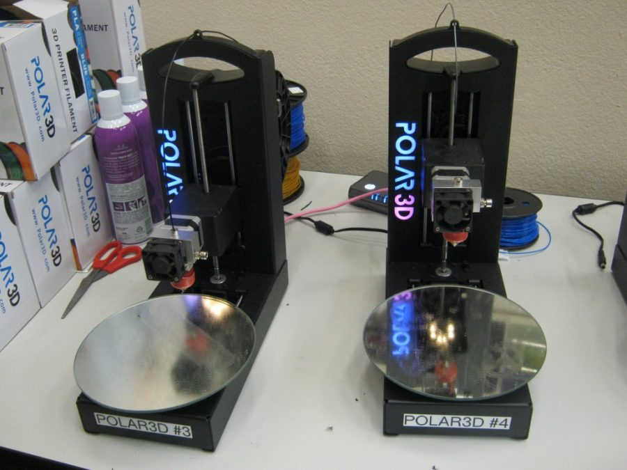 3D Printers At Faith Lutheran
