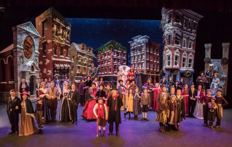 Faith Lutheran's Middle School and High School's Production of 'A Christmas Carol'