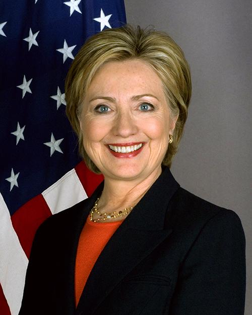 Hillary+Clinton+was+at+the+time+secretary+of+state+in+this+photo+and+helped+put+the+Iran+deal+in+place.+Hillary+Clinton+has+done+years+of+service+to+her+community+and+government